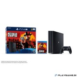 PS4  PRO 1TB + Red Dead Redemption 2+36mesečna garancija