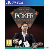 Pure Hold'em World Poker Championship PS4