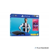 PLAYSTATION 4 SLIM 500GB  FIFA 19 36 MESEČNA GARANCIJA