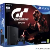PlayStation 4 (PS4) Slim 1000GB + Gran Turismo Sport++36 MESEČNA GARANCIJA