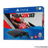 PlayStation 4 (PS4) Slim 1TB +NBA 2K18+PlayGame paket 5x PS4 igre+36 MESEČNA GARANCIJA