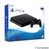 PS4 1000GB 1TB MINI SLIM+5X IGRE PS4+Playgame paket za 250EUR PS4 IGER!+36mesečna garancija!