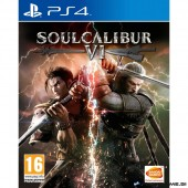SOUL CALIBUR VI PS4