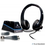 Officially Licensed Stereo Gaming Headset Starter Kit