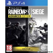 Rainbow Six Siege Complete Edition - Advanced Ddition PS4
