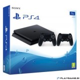 PlayStation 4 (PS4) Slim 1000GB  + 2x Kontroler+36mesečna garancija