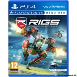 RIGS Mechanised Combat League  VR PS4