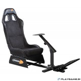 Playseat Black črn model, rabljen