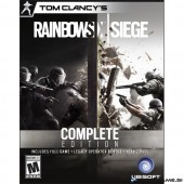 Rainbow Six Siege Complete Edition - Complete Edition PS4