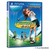 Everybody's Golf PS Vita