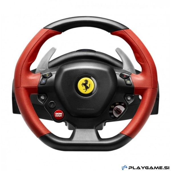 thrustmaster ferrari 458 spider xbox one volan za xbox one. Black Bedroom Furniture Sets. Home Design Ideas