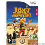 Asterix at the Olympic Games WII