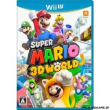 Super Mario 3D World Wii-U