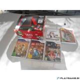 Nintendo Wii RED in igre oprema 6mesečna garancija