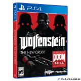 WOLFENSTEIN: THE NEW ORDER PS4 Rabljen
