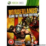 Borderlands Game of The Year Edition xbox360