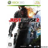 Just Cause 2 xbox360