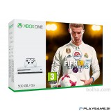 Xbox One S (slim) 500GB + FIFA 18