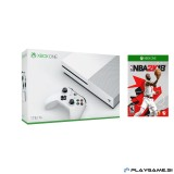 Xbox One S 500GB + NBA 2K18
