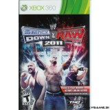 WWE SMACKDOWN VS RAW 2011 xbox360