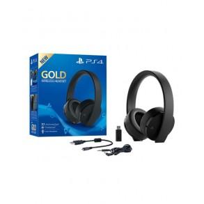 PS Brezžične slušalke Gold PS4 TOP slušalke