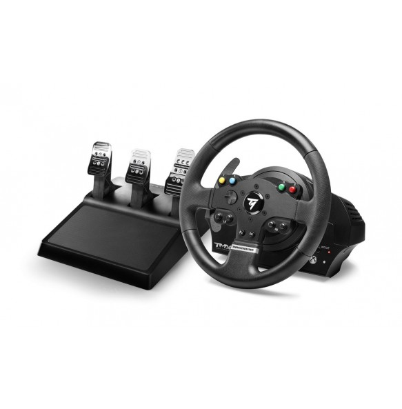 Thrustmaster Racing Wheel TMX for and 3-pedals T3PA for Xbox One, One X, One S and PC