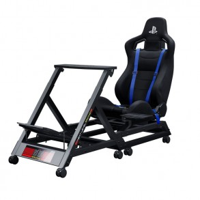 Next Level Racing GTtrack Racing Simulator Cockpit, PlayStation Edition
