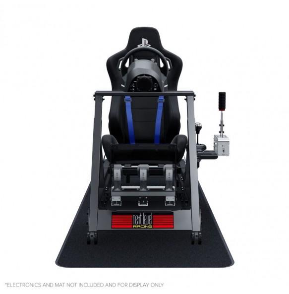 Next Level Racing GTtrack Racing Simulator Cockpit, PlayStation Edition