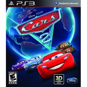 Disney Pixar Cars 2 PS3
