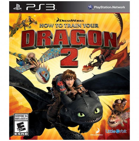 Dragon 2 PS3