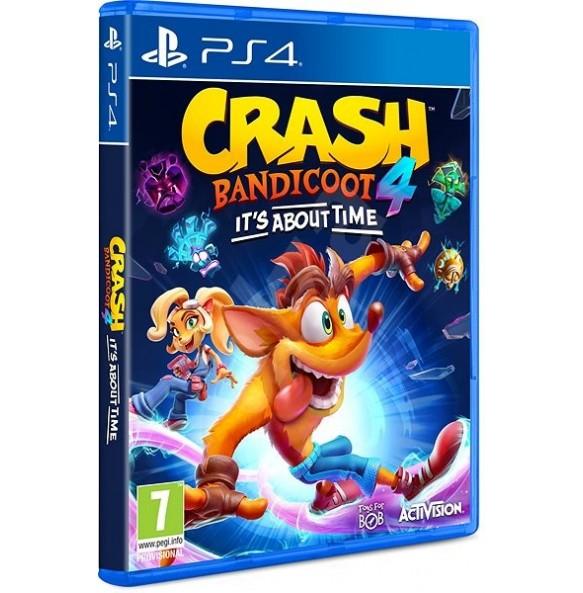 Crash Bandicoot 4: It's About Time (PS4)