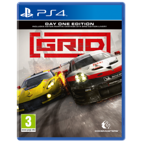 GRID - Day One Edition (PS4)