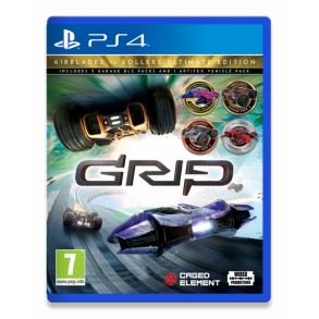 GRIP: Combat Racing - Rollers vs AirBlades Ultimate Edition (PS4)