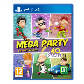 MEGA PARTY - a Tootuff adventure (PS4)