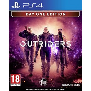 Outriders - Day One Edition (PS4)