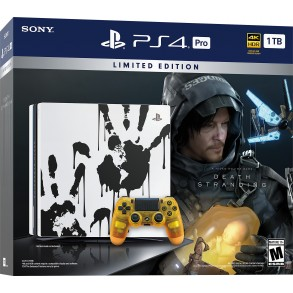 PS4 PRO 1TB Death Stranding Limited Edition