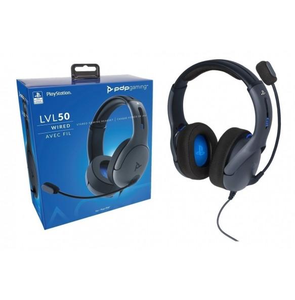 Slušalke PDP LVL 50 ŽIČNE za PS4