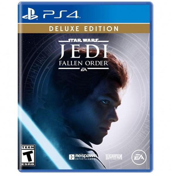 Star Wars: Jedi Fallen Order Deluxe Edition (PS4)
