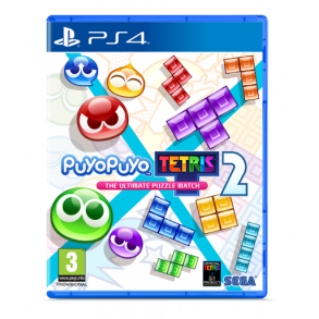 Puyo Puyo Tetris 2 - Launch Edition (PS4)