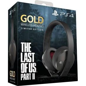 PS Brezžične slušalke Gold TLOU II