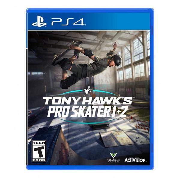 Tony Hawk's Pro Skater 1 and 2 (PS4)