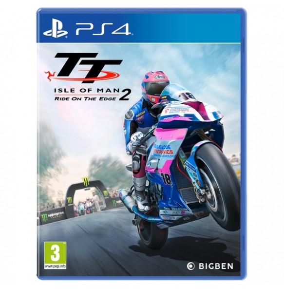 TT Isle of Man – Ride on the Edge 2 (PS4)