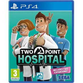Two Point Hospital (PS4)