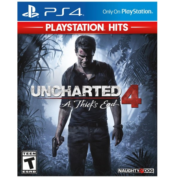 UNCHARTED 4 : A THIEF'S END (PS4)