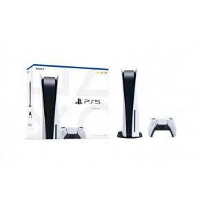 PLAYSTATION 5 PS5 825GB SSD Z BLU-RAY POGONOM nov model 1116A