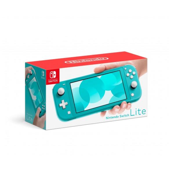 Nintendo Switch Lite, turkizen