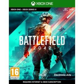 Battlefield 2042 (Xbox One & Xbox Series X)