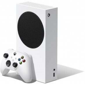 Microsoft - Xbox Series S 512 GB All-Digital Console (Disc-free Gaming) - White  24 mesečna garancija