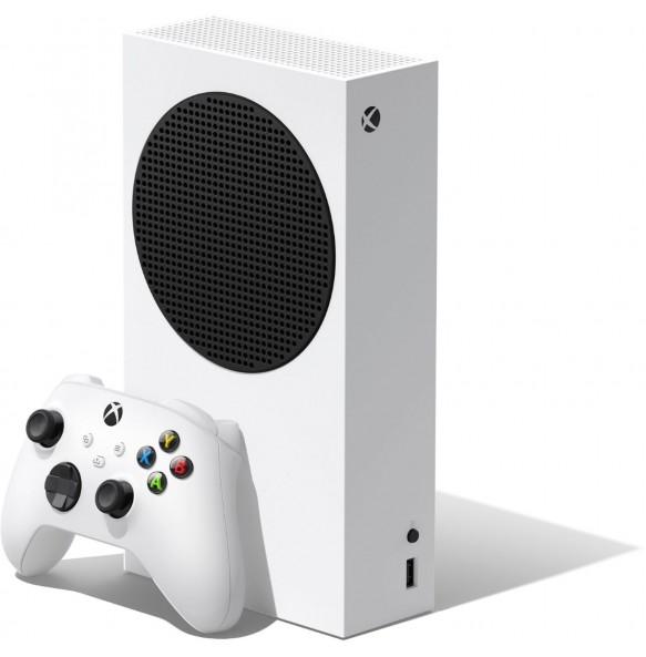 Microsoft - Xbox Series S 512 GB All-Digital Console (Disc-free Gaming) - White  24 mesečna garancija