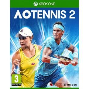 AO Tennis 2 (Xone)